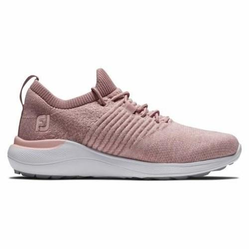 ladies footjoy flex xp pink shoe