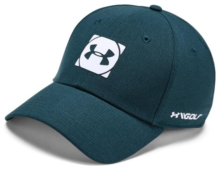 Men's UA Official Tour 3.0 Cap - Teal Front