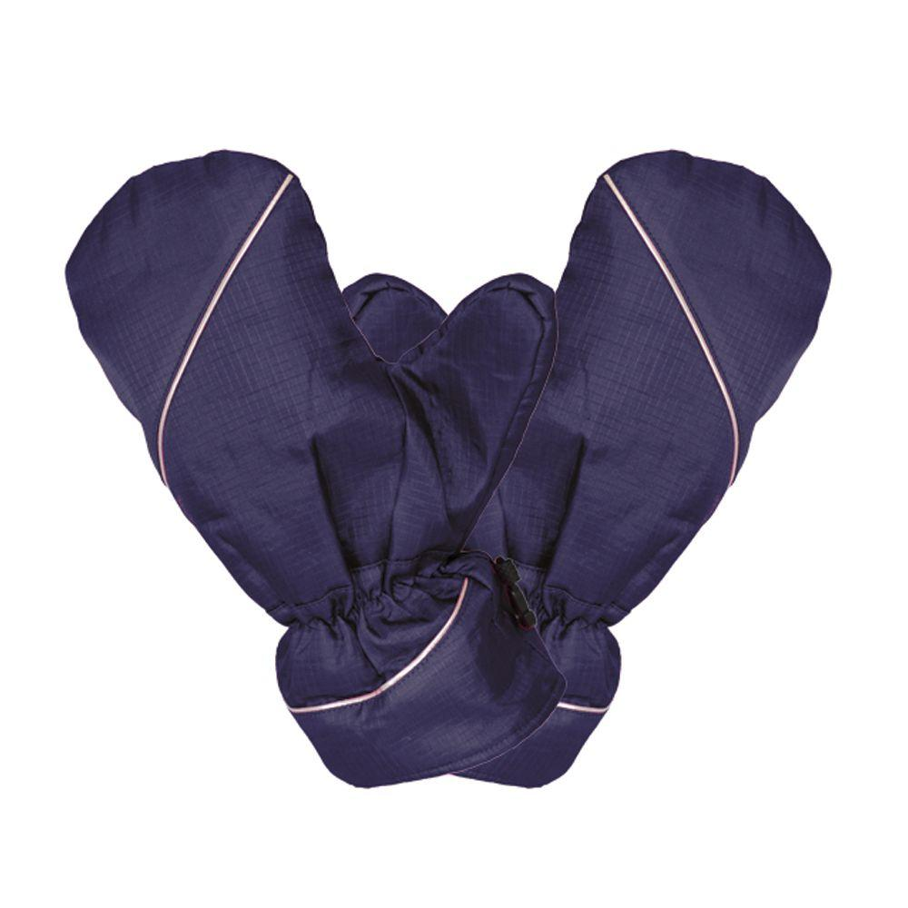 Navy Winter Mitts