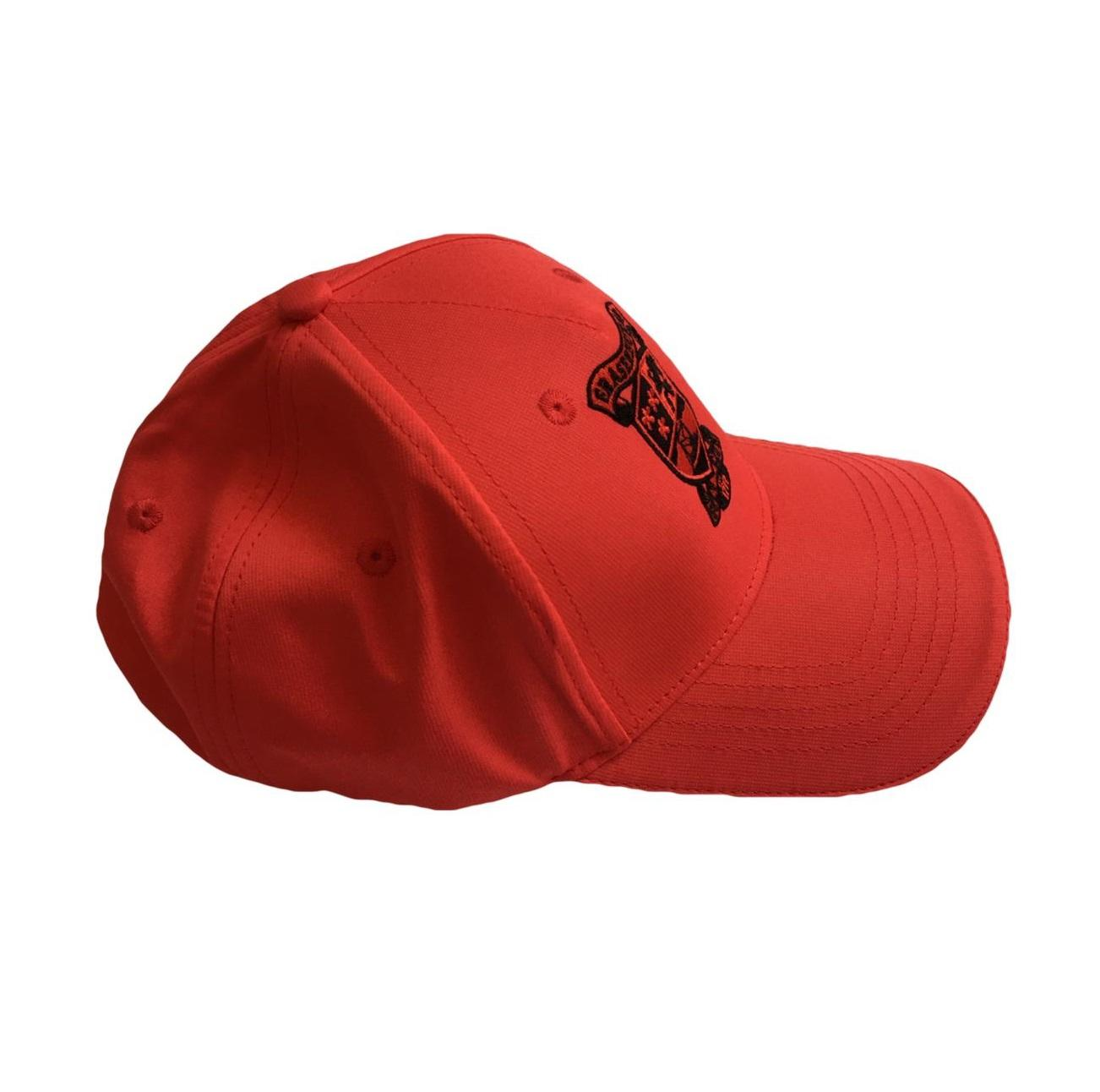 Fraserburgh Golf Club Microtech Cap Red Side