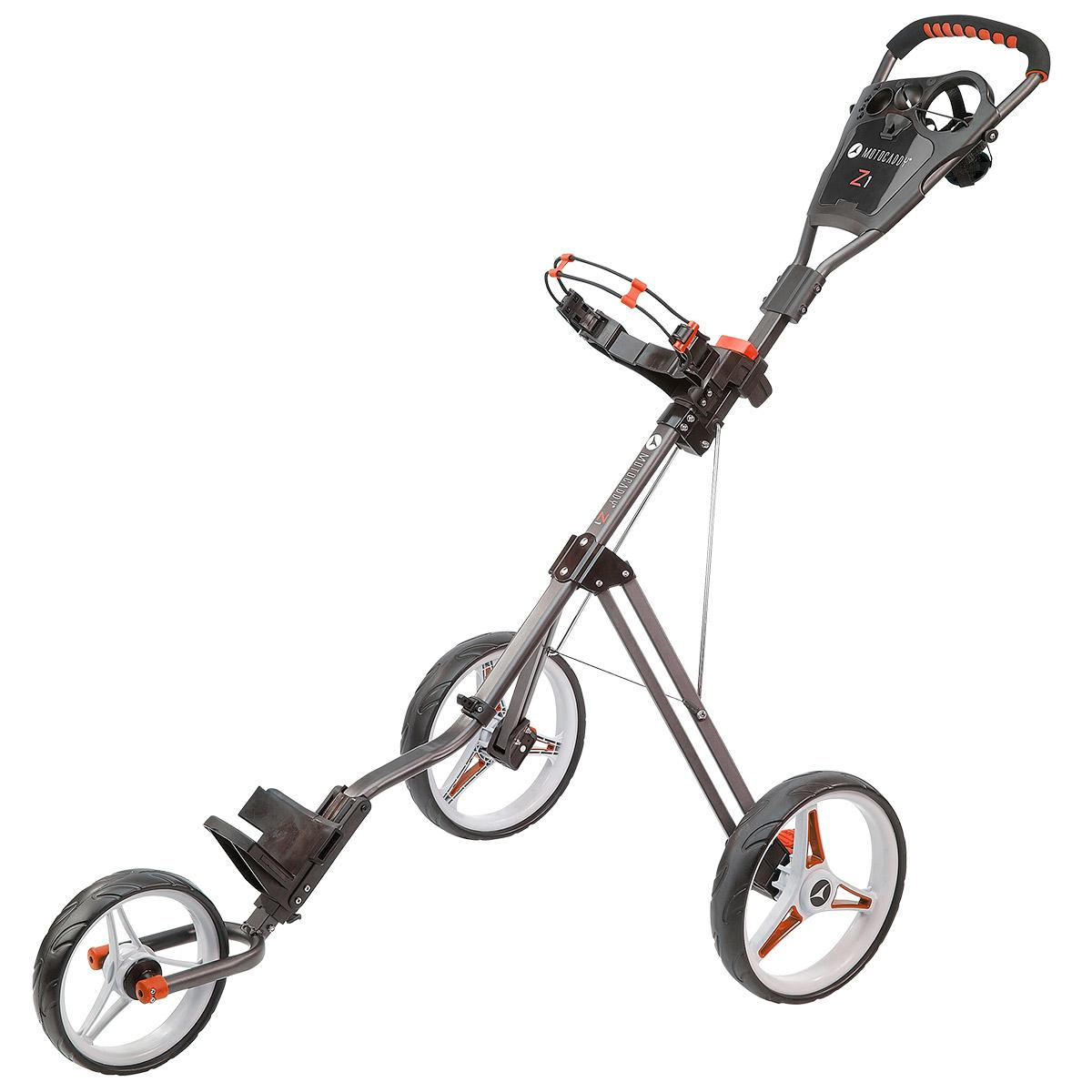 Motocadddy Z1 Trolley Red