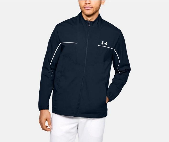UA Storm Windstrike Full Zip Navy 1350044