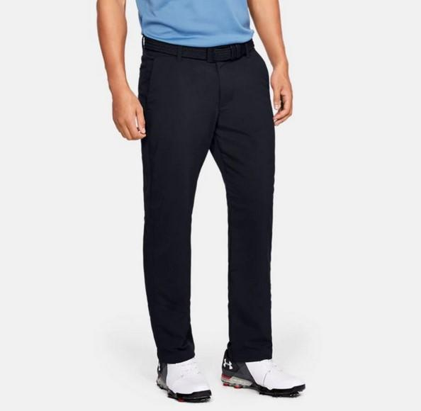 UA Performance Taper Pant Black