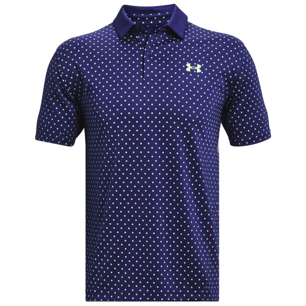 UA Performance Printed Polo 1361857