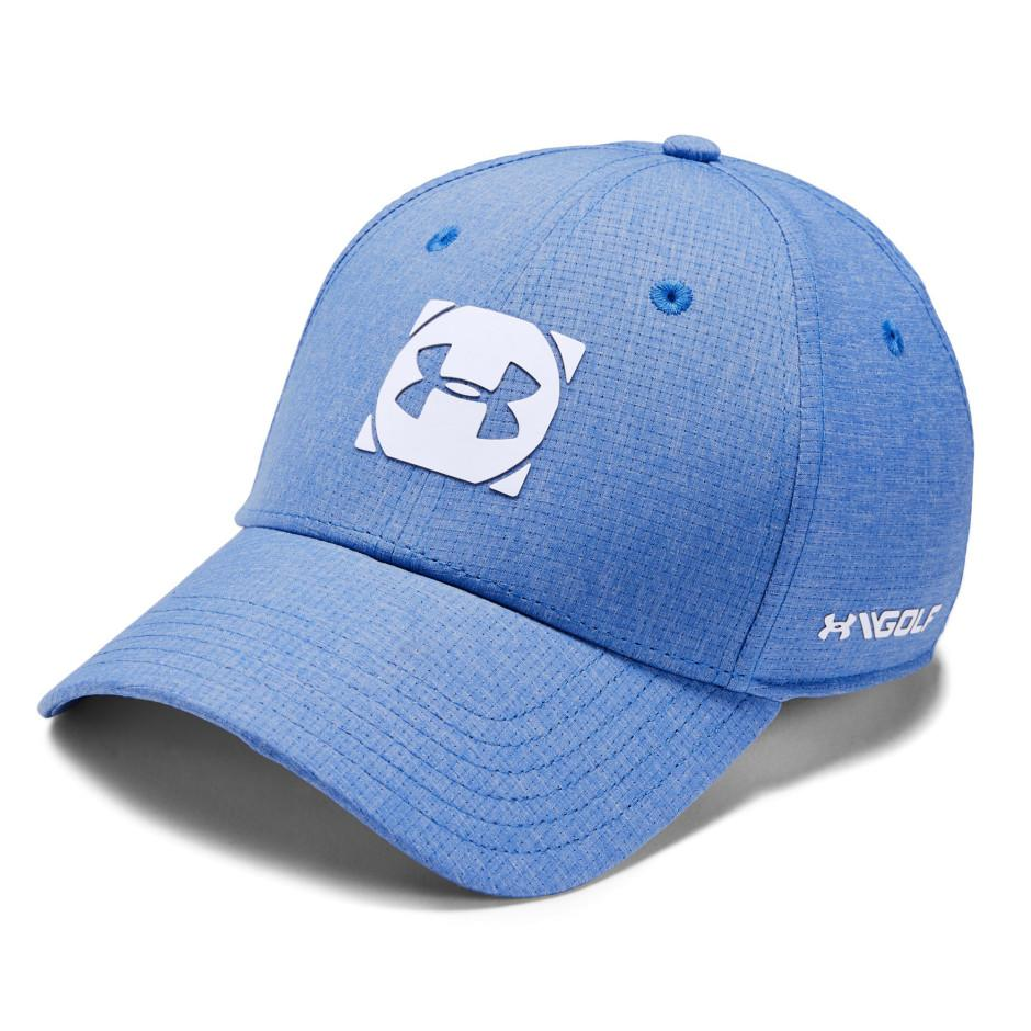Men's UA Official Tour 3.0 Cap - Light Blue Front
