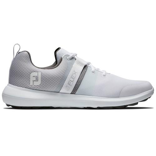 flex shoe white/grey