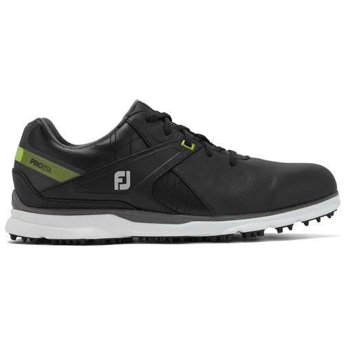 footjoy pro sl black/lime shoe
