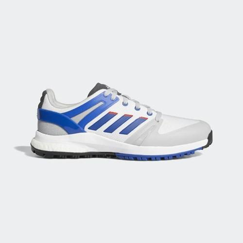 EQT SL WHITE BLUE SHOE