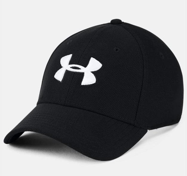 Men's UA Blitzing 3.0 Cap - Black Front