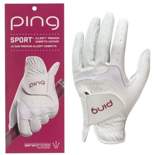 Ping Ladies Sport Leather Glove