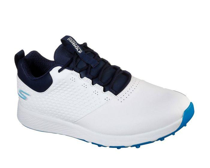 Skechers GO Golf Elite V4 Golf Shoes 54552 White/Navy