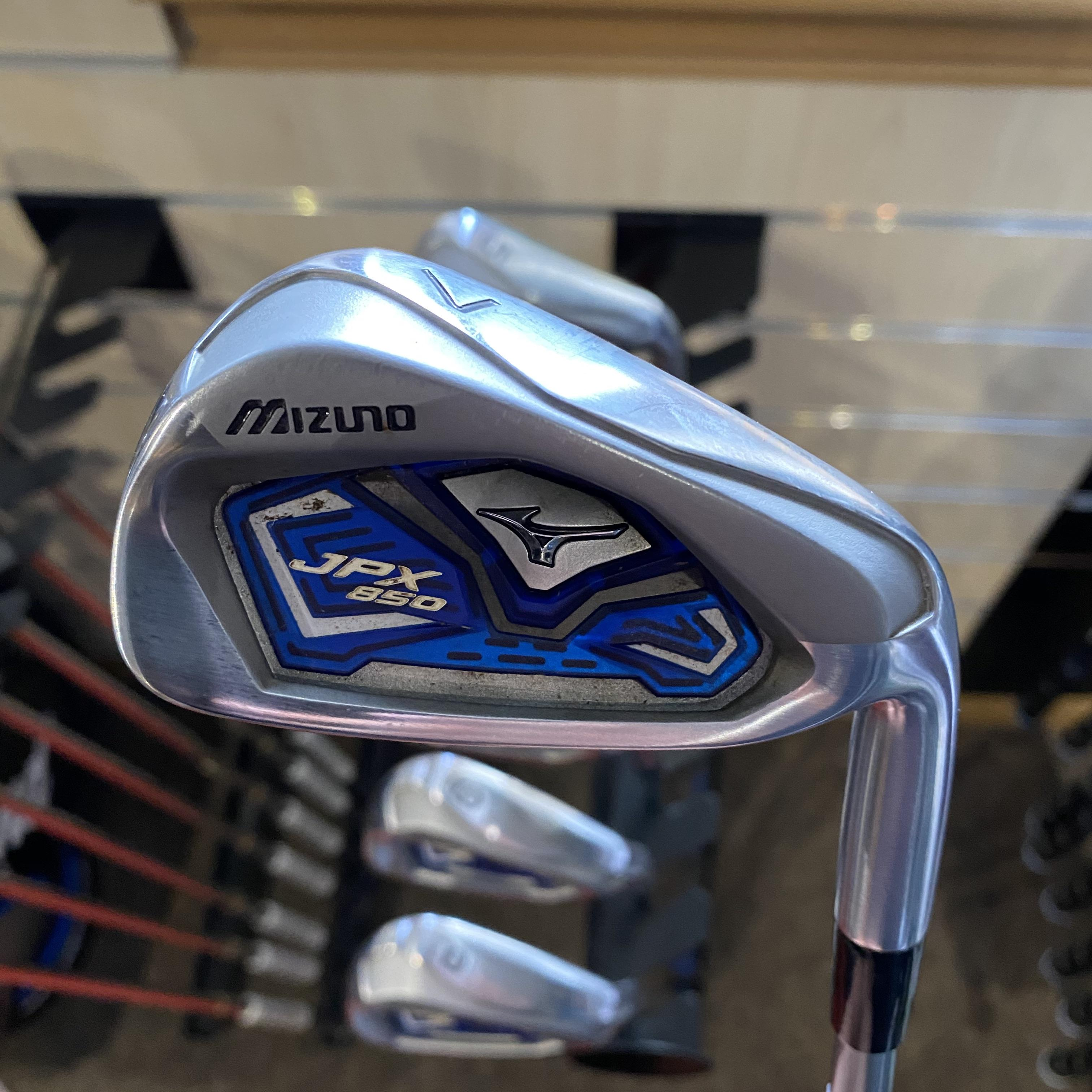 MIzuno JPX 850 Graphite Head