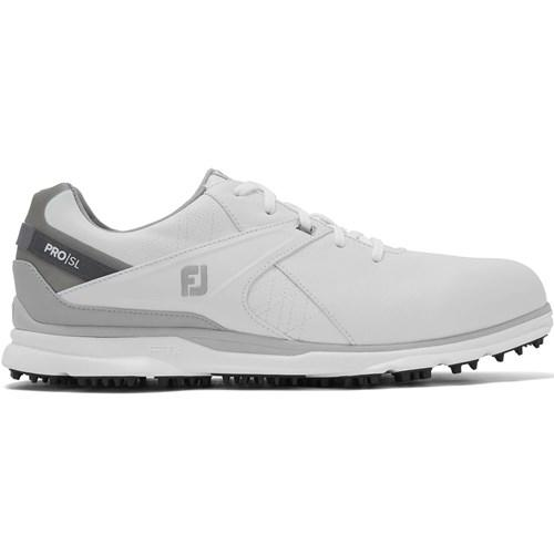 footjoy pro sl white/grey shoe