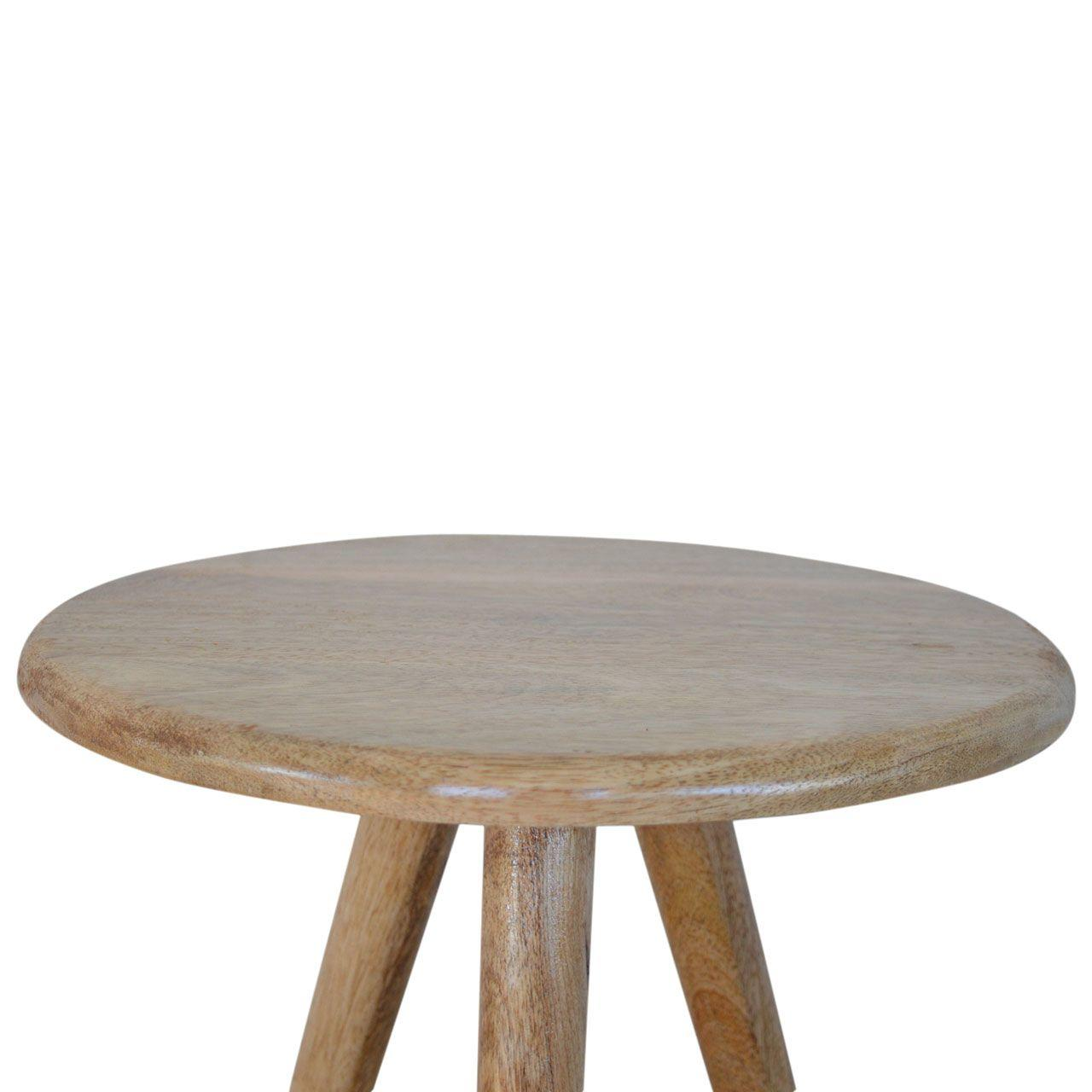 Sustainably Sourced Tripod Stool