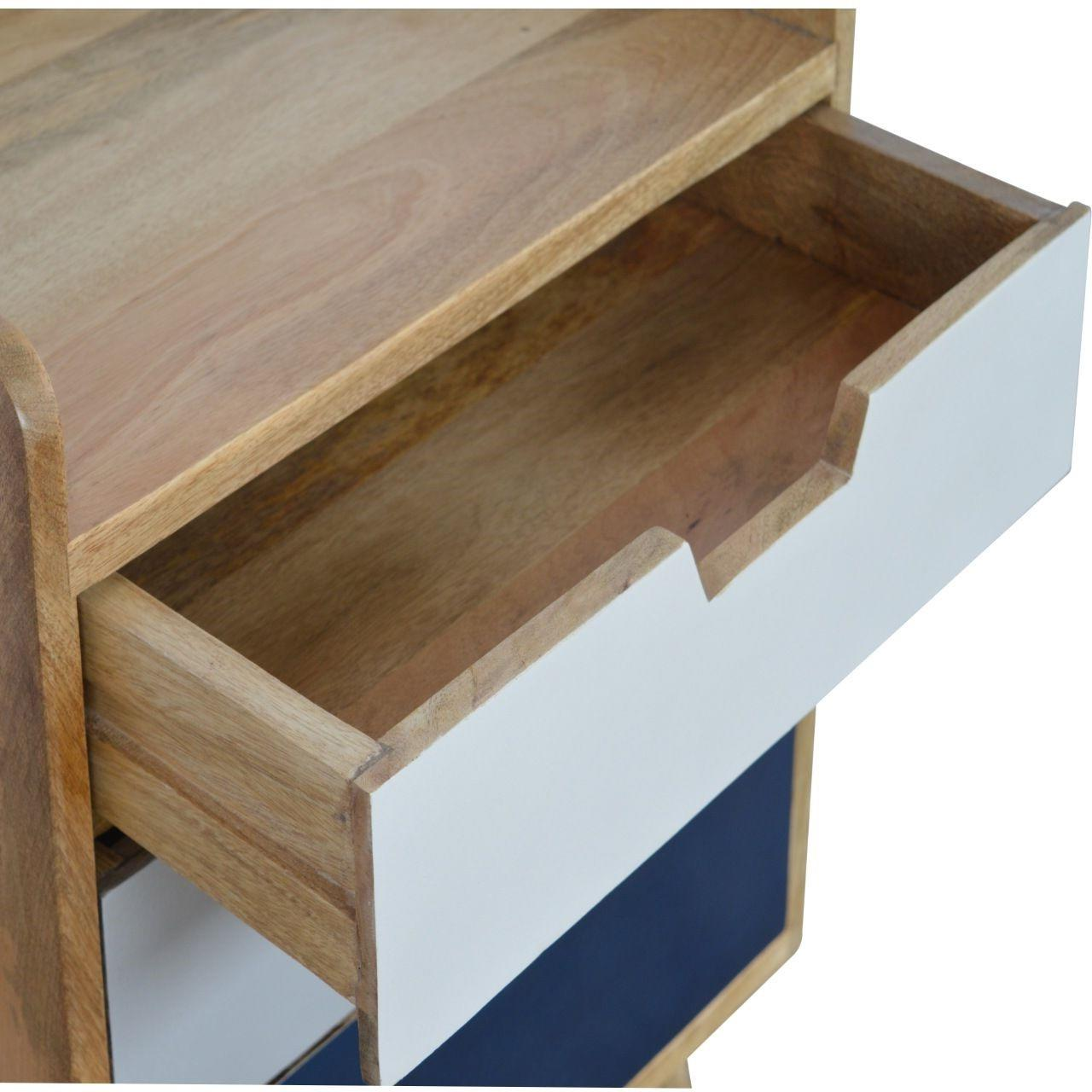 Sustainably Sourced Bedside Table