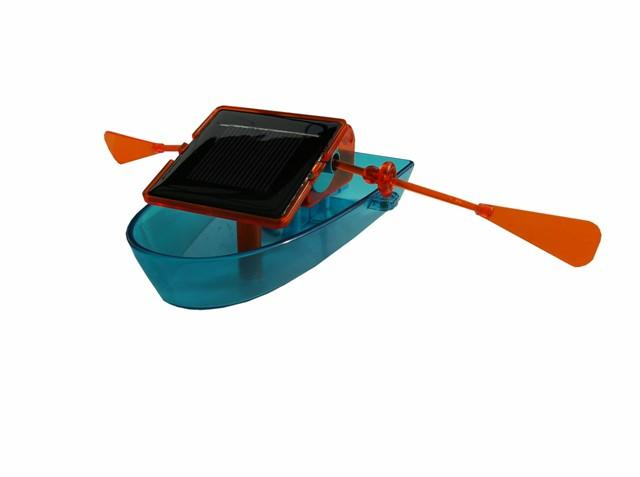 Science Time Solar Boat