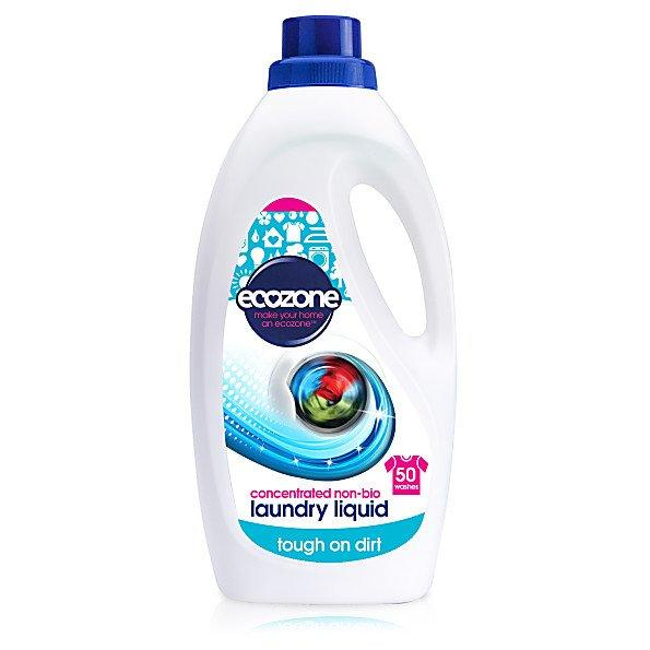 EcoZone Concentrated Non Bio Laundry Liquid 2 Ltr