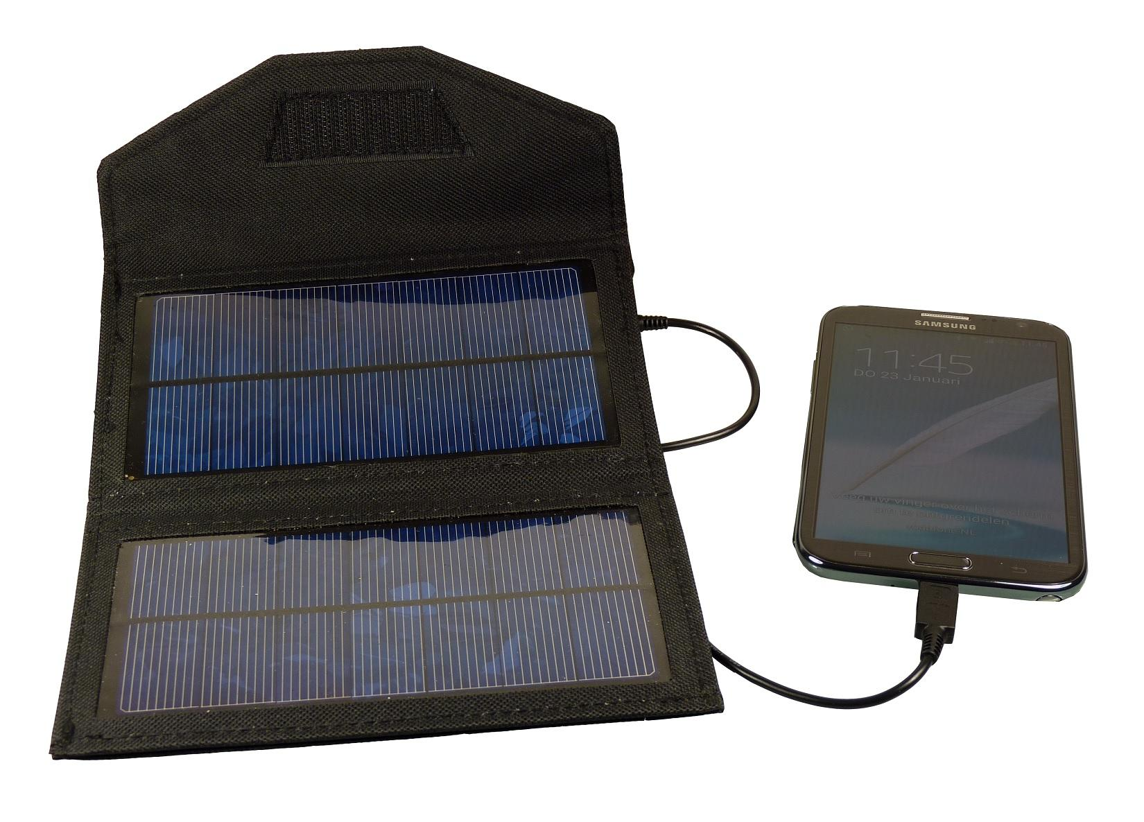 POWERplus Fox Pocket Size Solar Charger