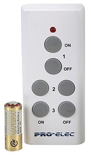 Pro-Elec Remote Control For RC Sockets