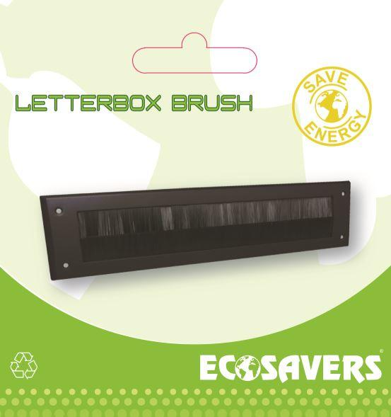 Ecosavers Letterbox Brush Draught Excluder