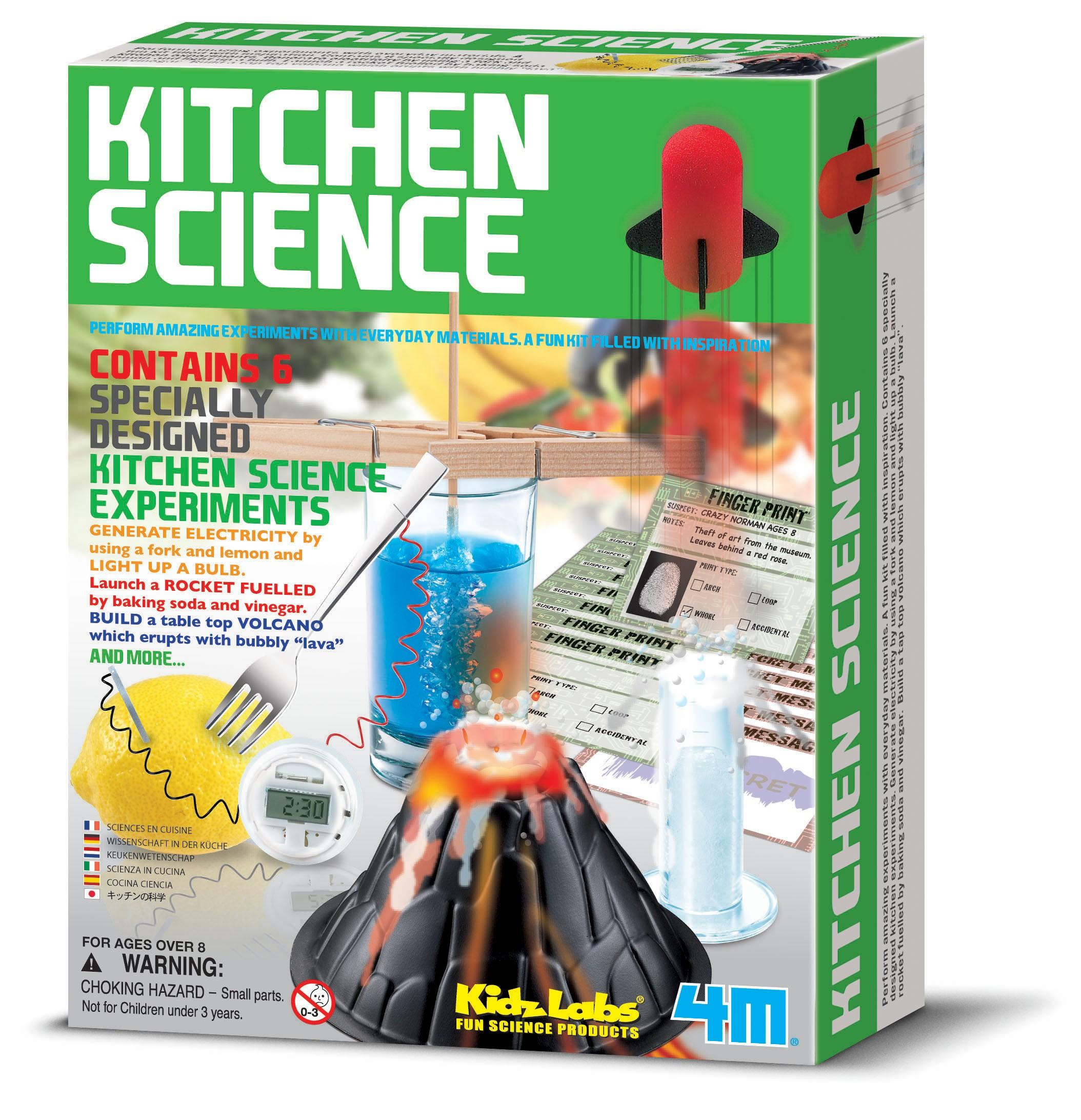 Kitchen Science (Kidz Labs)
