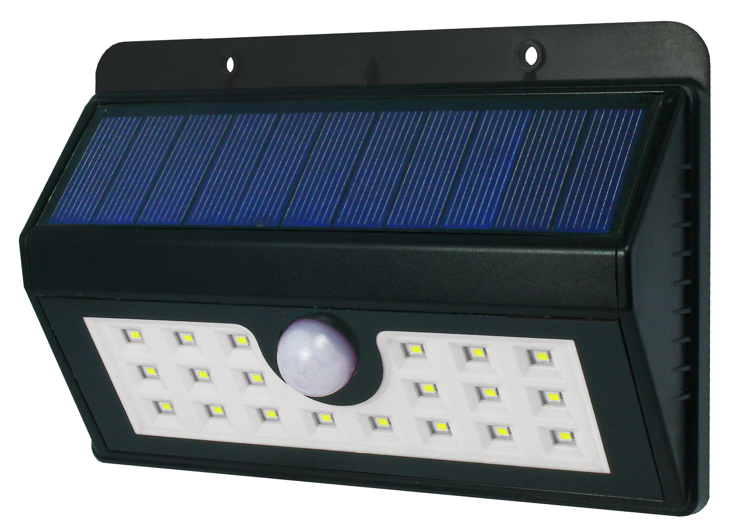 POWERplus Boa Solar - USB Powered PIR Sensor Outdoor Light