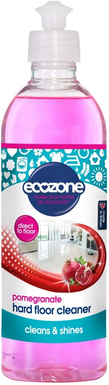 Ecozone Hard Floor Cleaner Pomegranate 500ml
