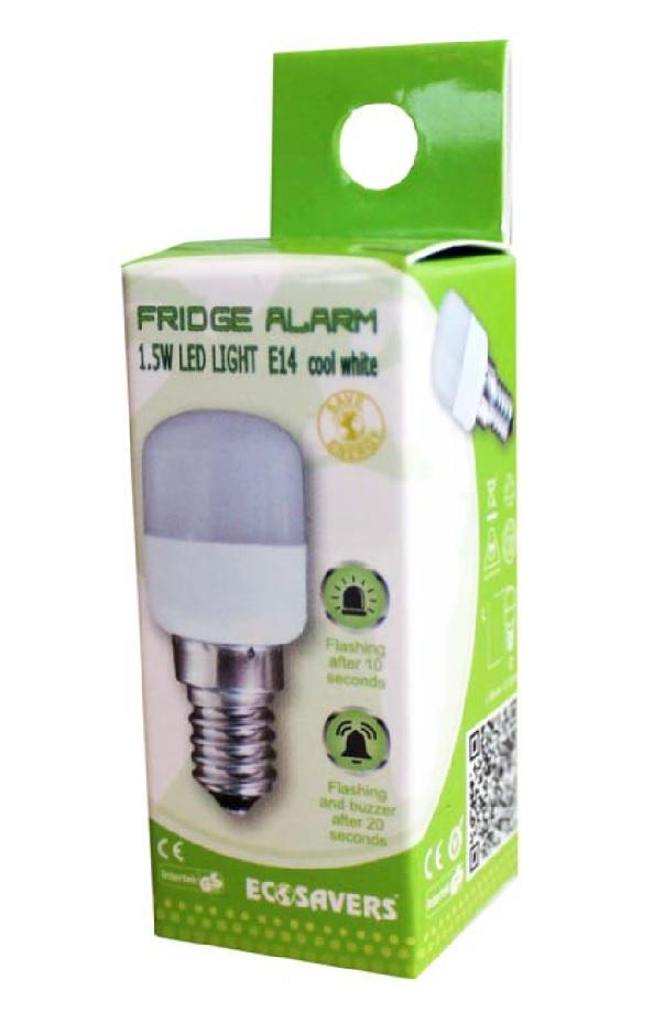 EcoSavers Fridge LED Alarm Light
