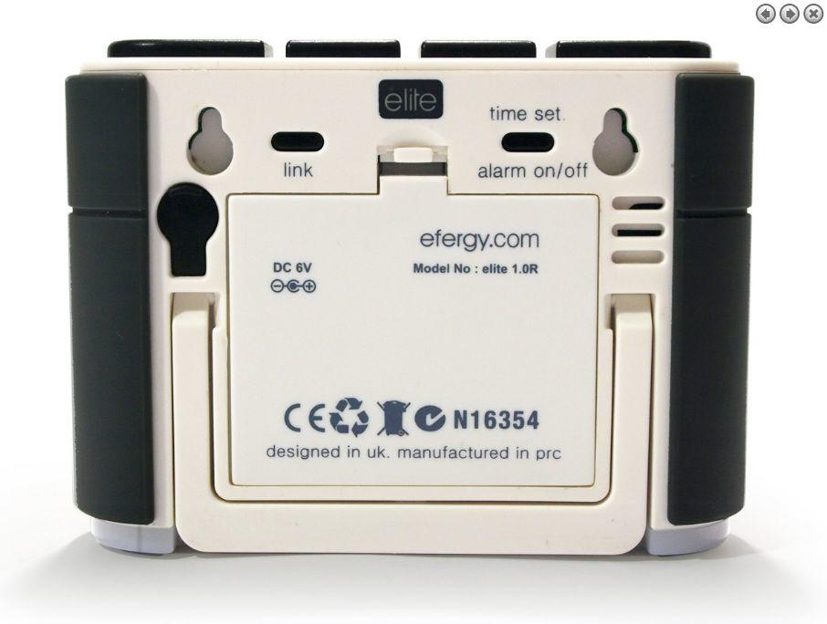 Efergy Elite Three Phase Wireless Energy Monitor