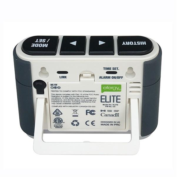 Efergy Elite Home 2 Phase XL Online Energy Monitor (Max 2 x 200A, 90-600V)