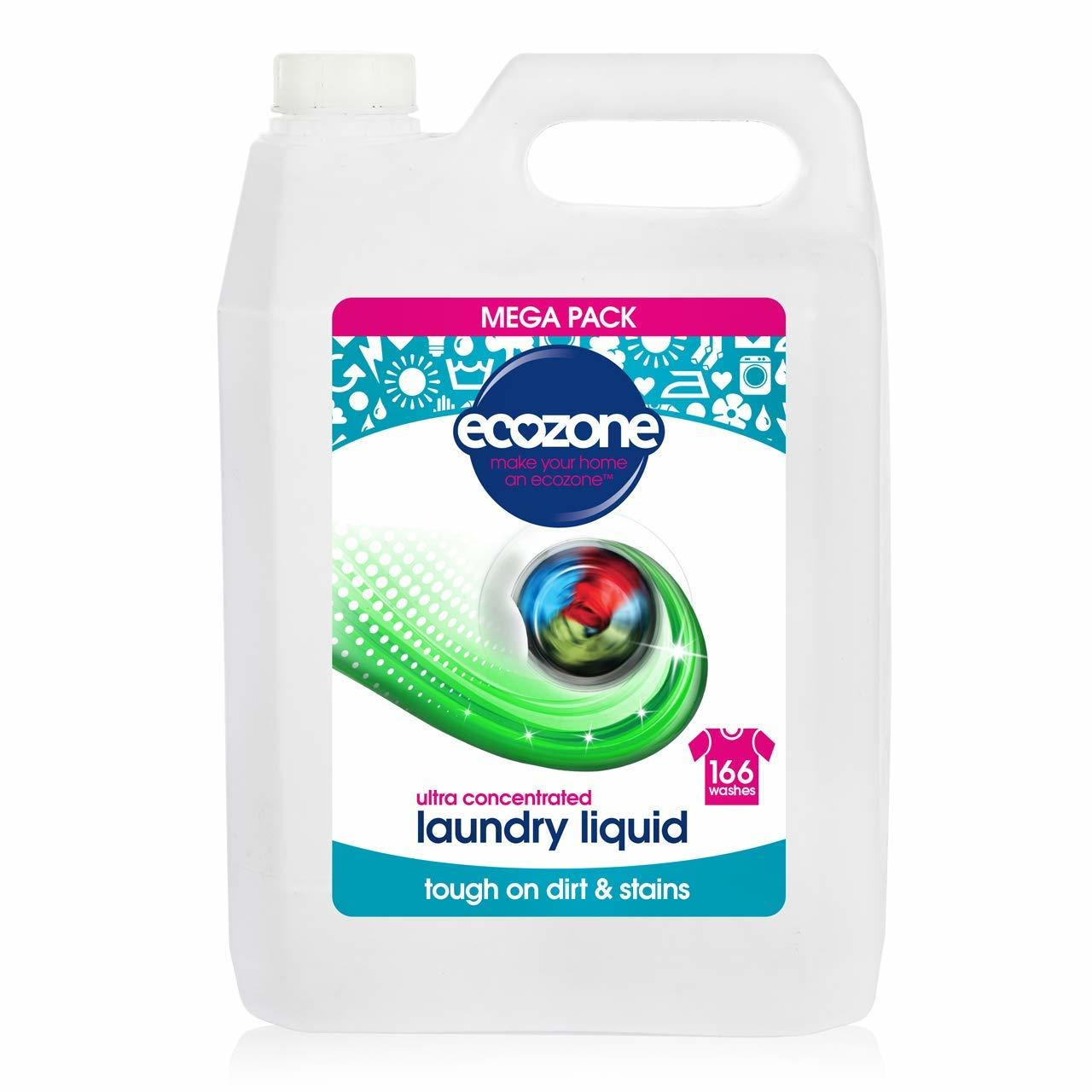 EcoZone Ultra Concentrated Bio Laundry Liquid 5Ltr