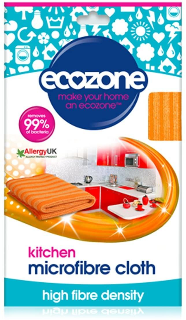EcoZone Kitchen Microfibre Cloth - MICRO4