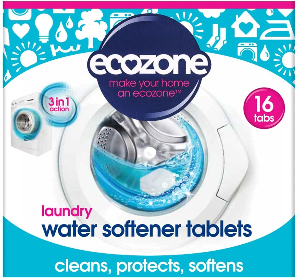EcoZone Laundry Water Softener Tablets