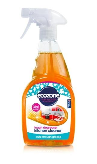 EcoZone Tough Degreaser - Kitchen Cleaner