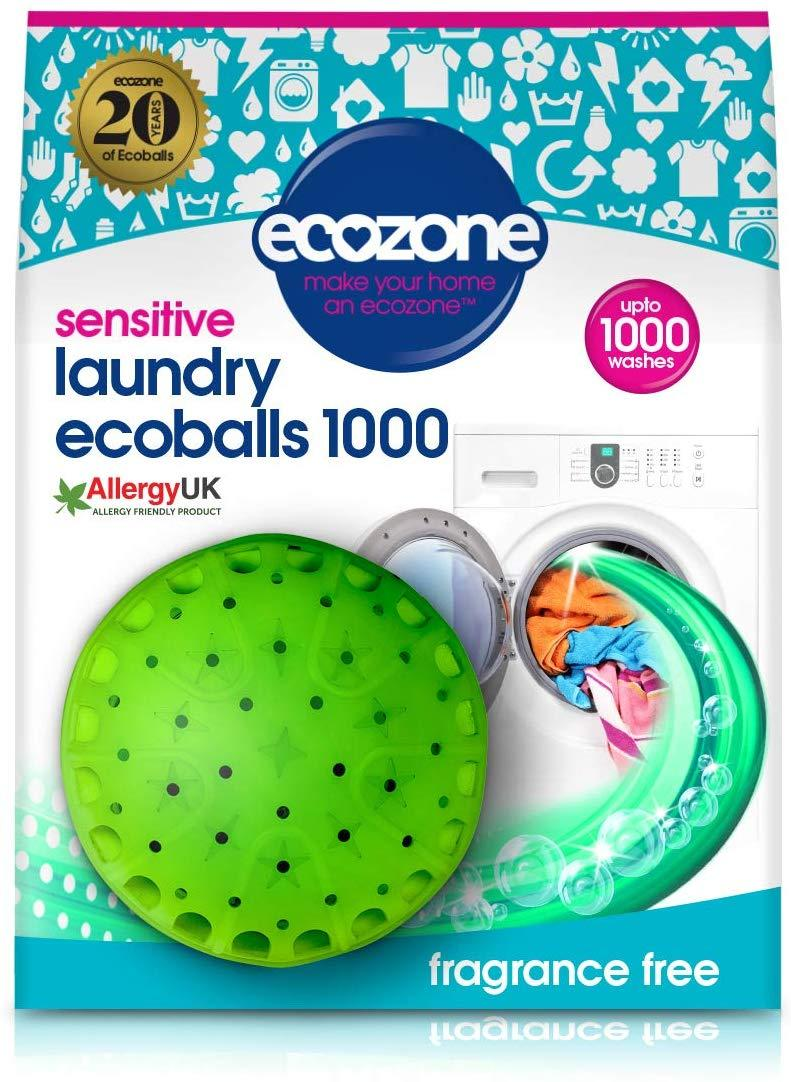ecozone sensitive laundry ecoballs1000