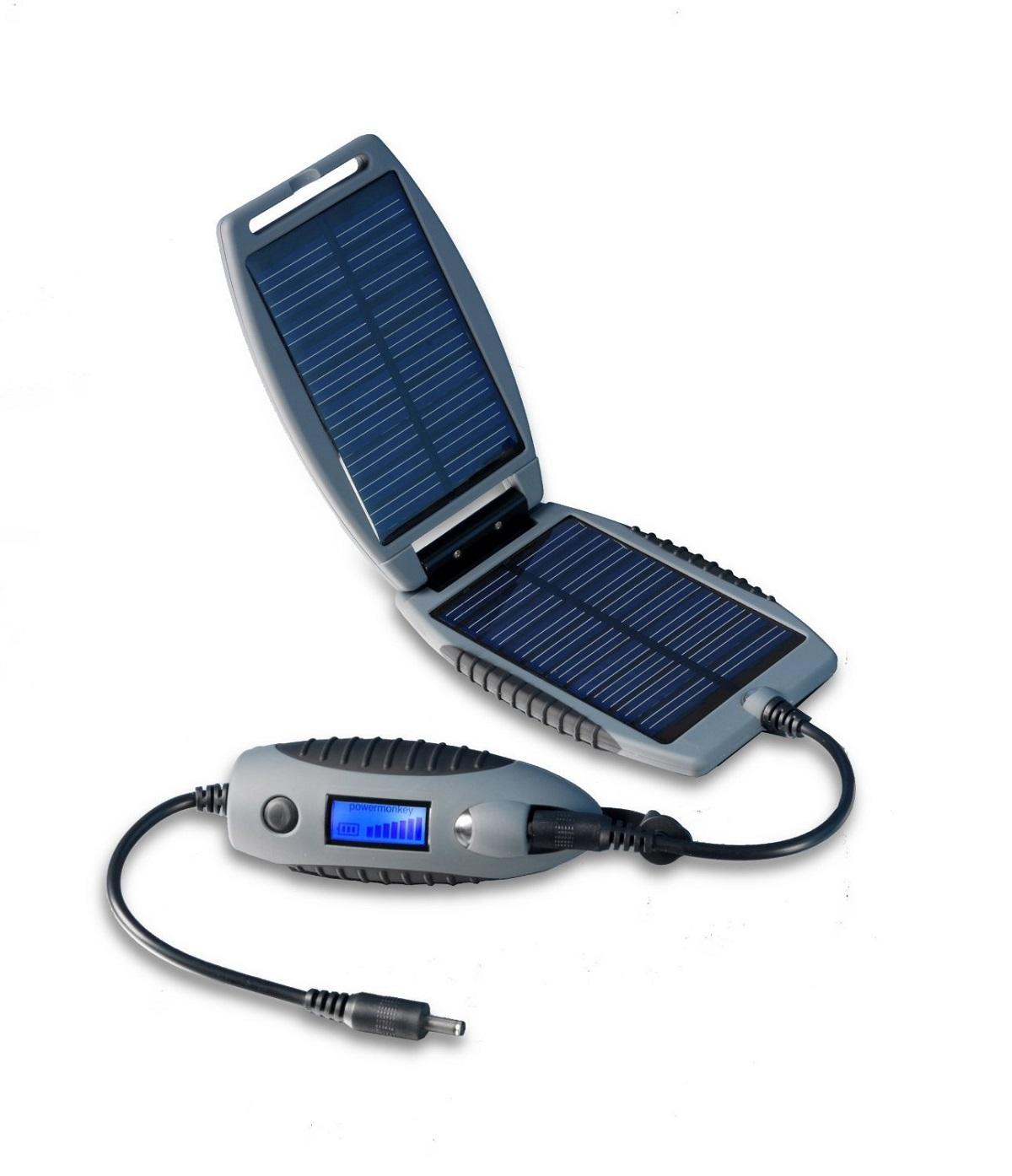 Powermonkey Explorer Solar Portable Charger