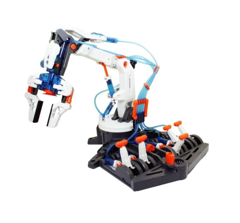 POWERplus Octopus Water Hydraulics Robot Arm