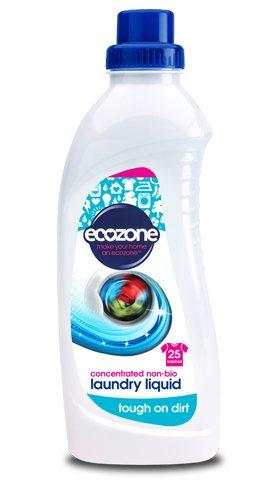 EcoZone Concentrated Non Bio Laundry Liquid 1 Ltr (25 Washes)