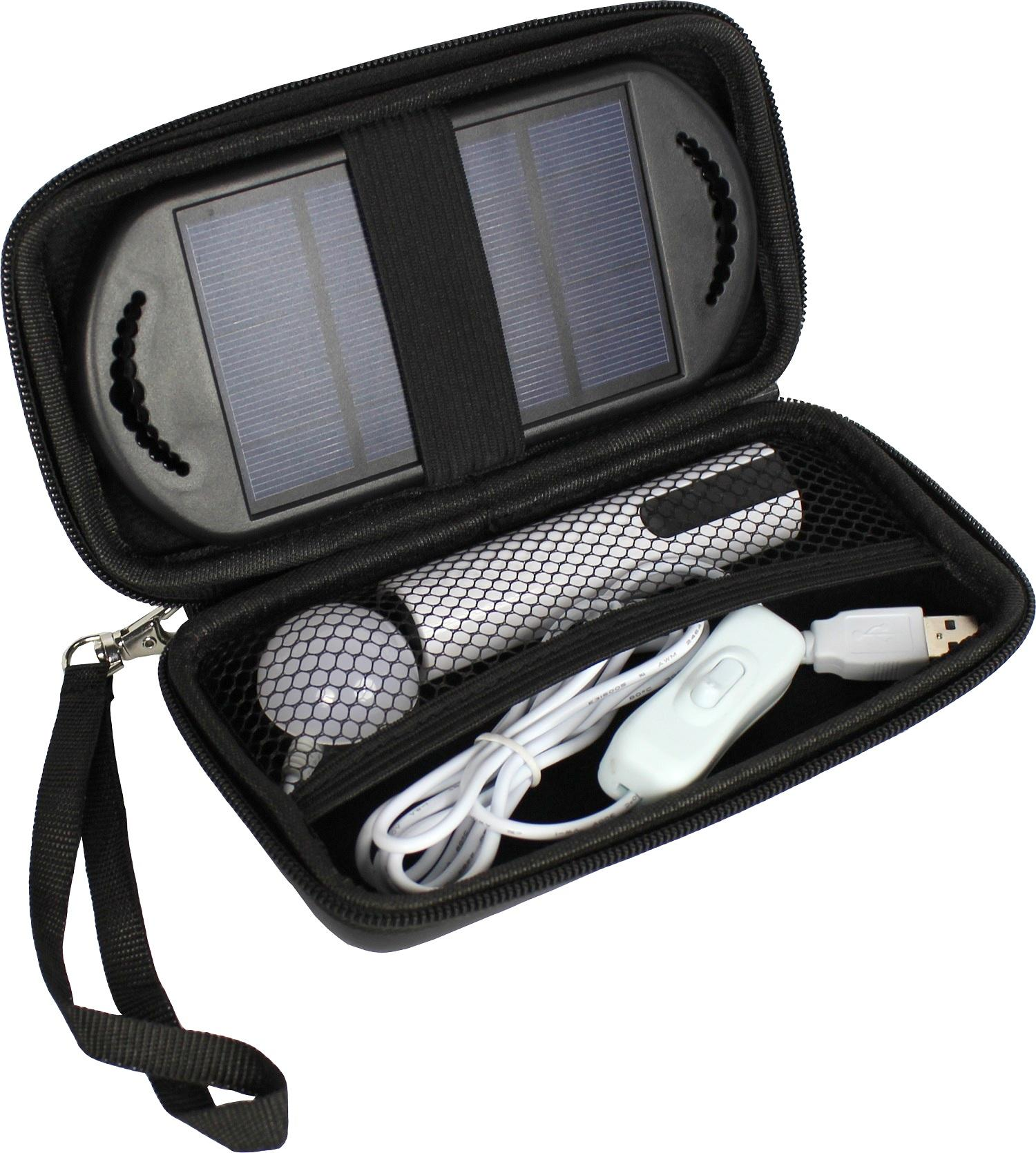 POWERplus Anaconda Portable Solar Lighting System.