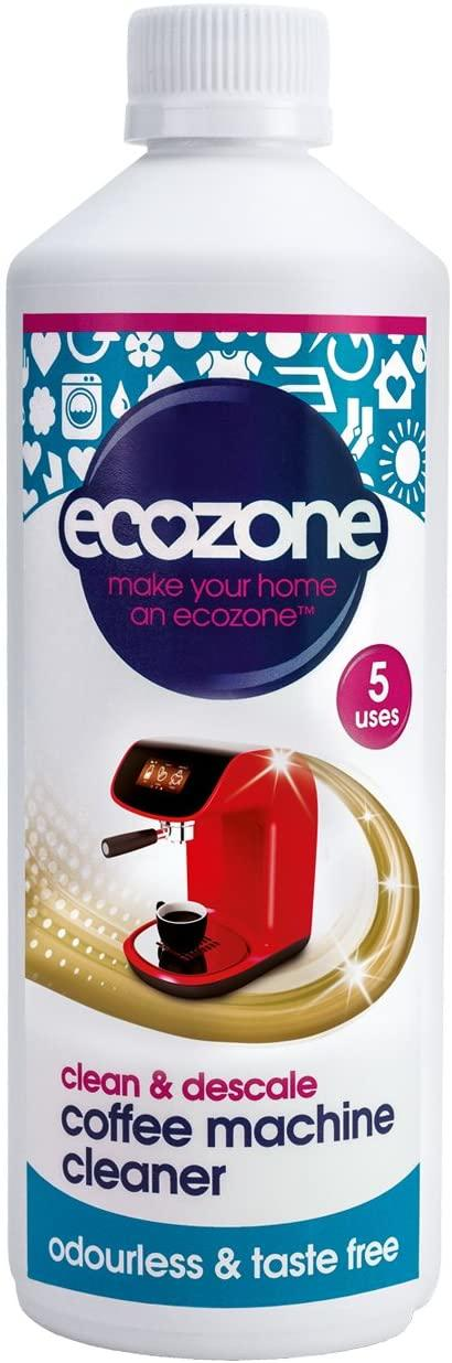 EcoZone Coffee Machine Cleaner & Descaler 500ml