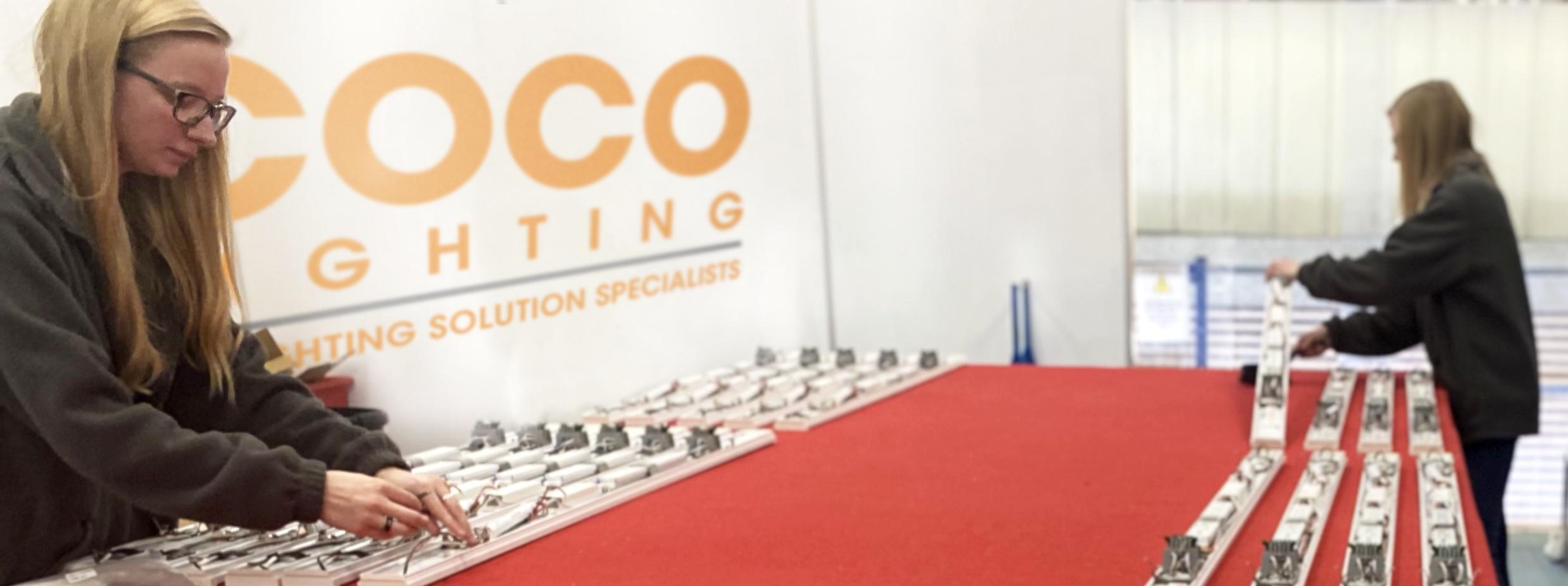 LED emergency lighting manufacturer