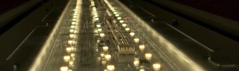 LED lighting testing