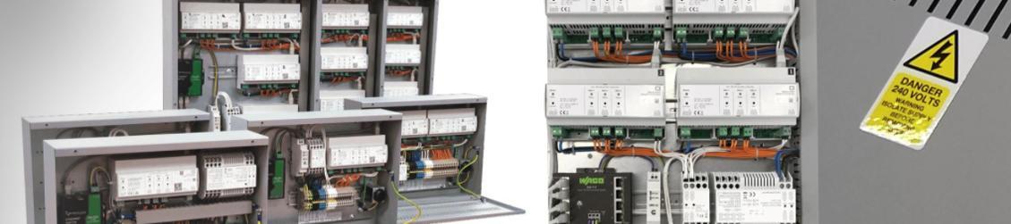 Lighting control panels