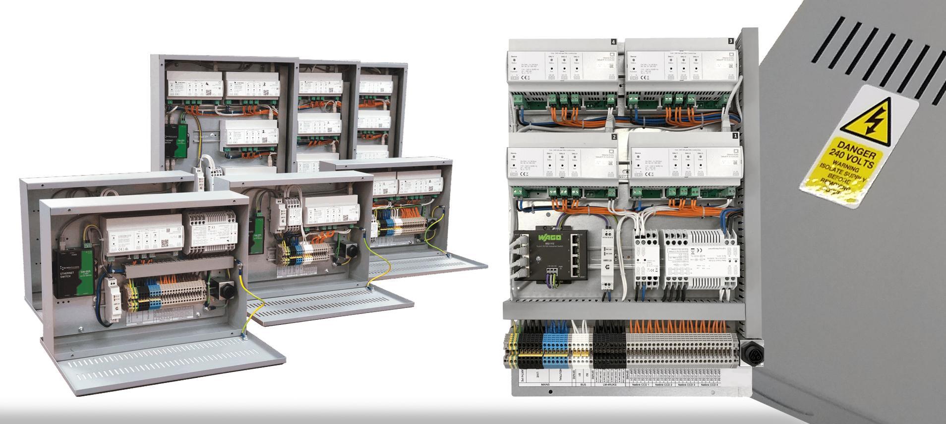 Lighting control panel manufacturer