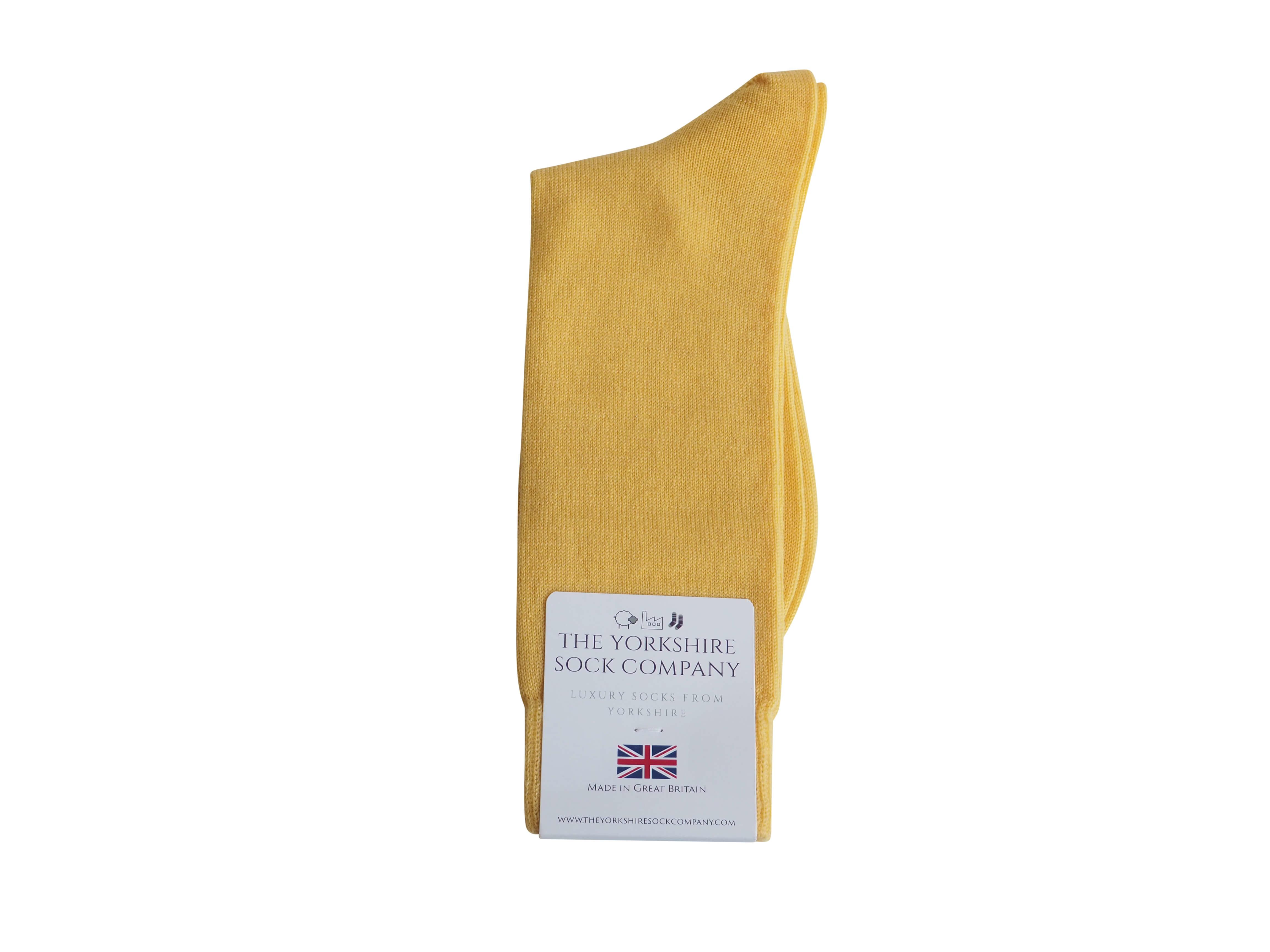 natural-merino-wool-yorkshire-socks-yellow-packed
