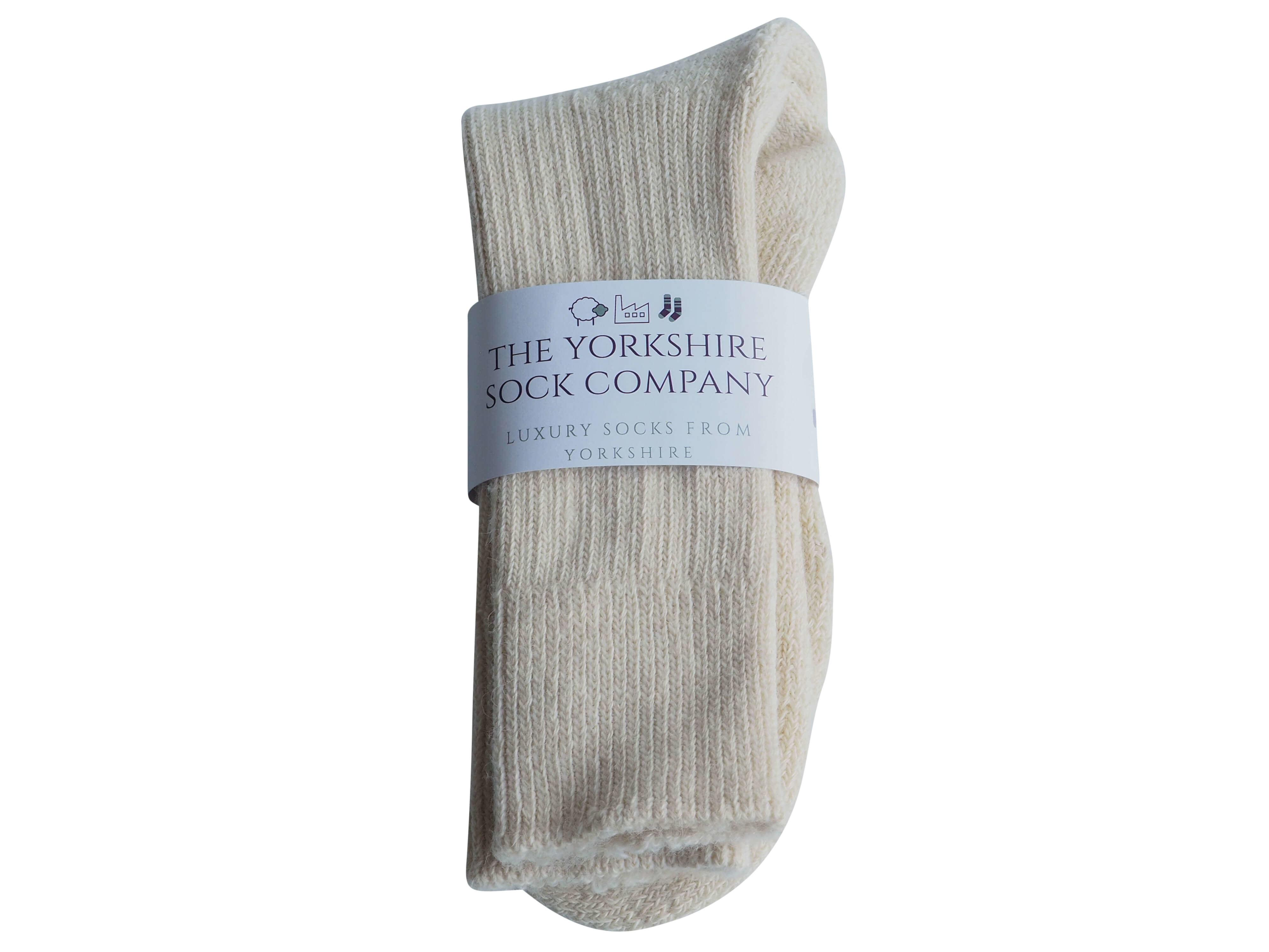 Natural-White-Classic-Walking-Socks-Alpaca-packed
