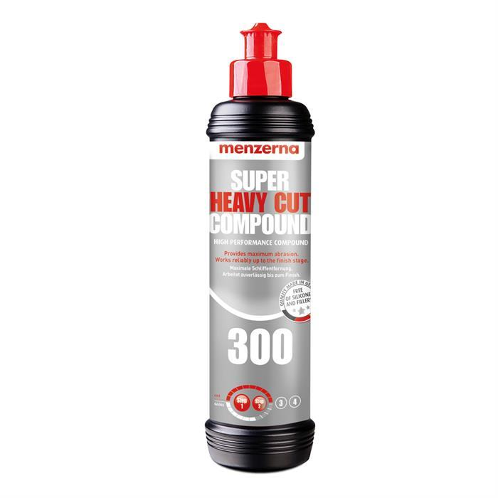 Menzerna Super Heavy Cut Compound 300 250ml