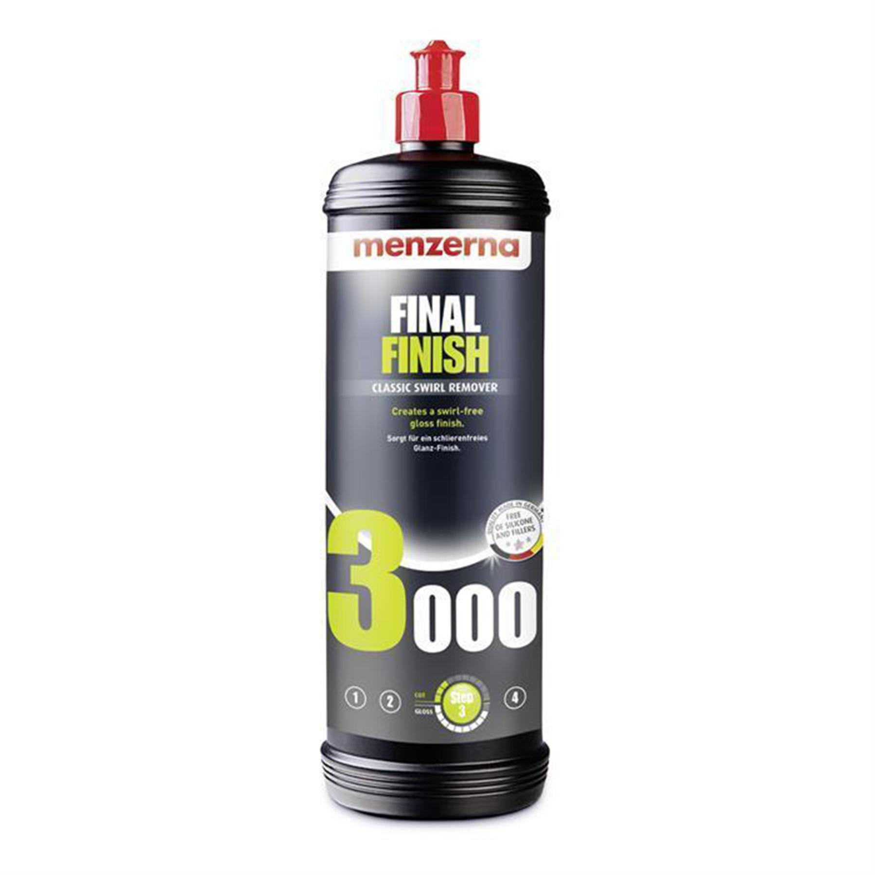 MENZERNA FINAL FINISH 3000 1000ML