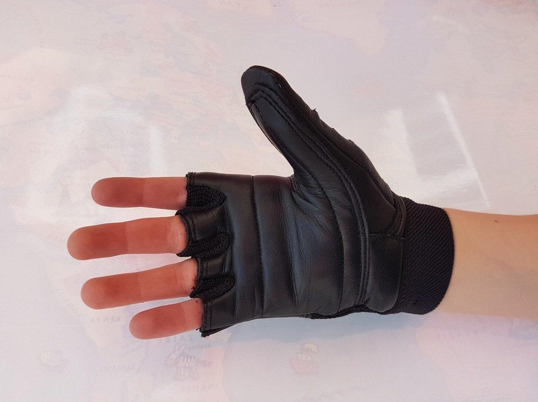 Childrens Wheelchair Gloves Hand Front