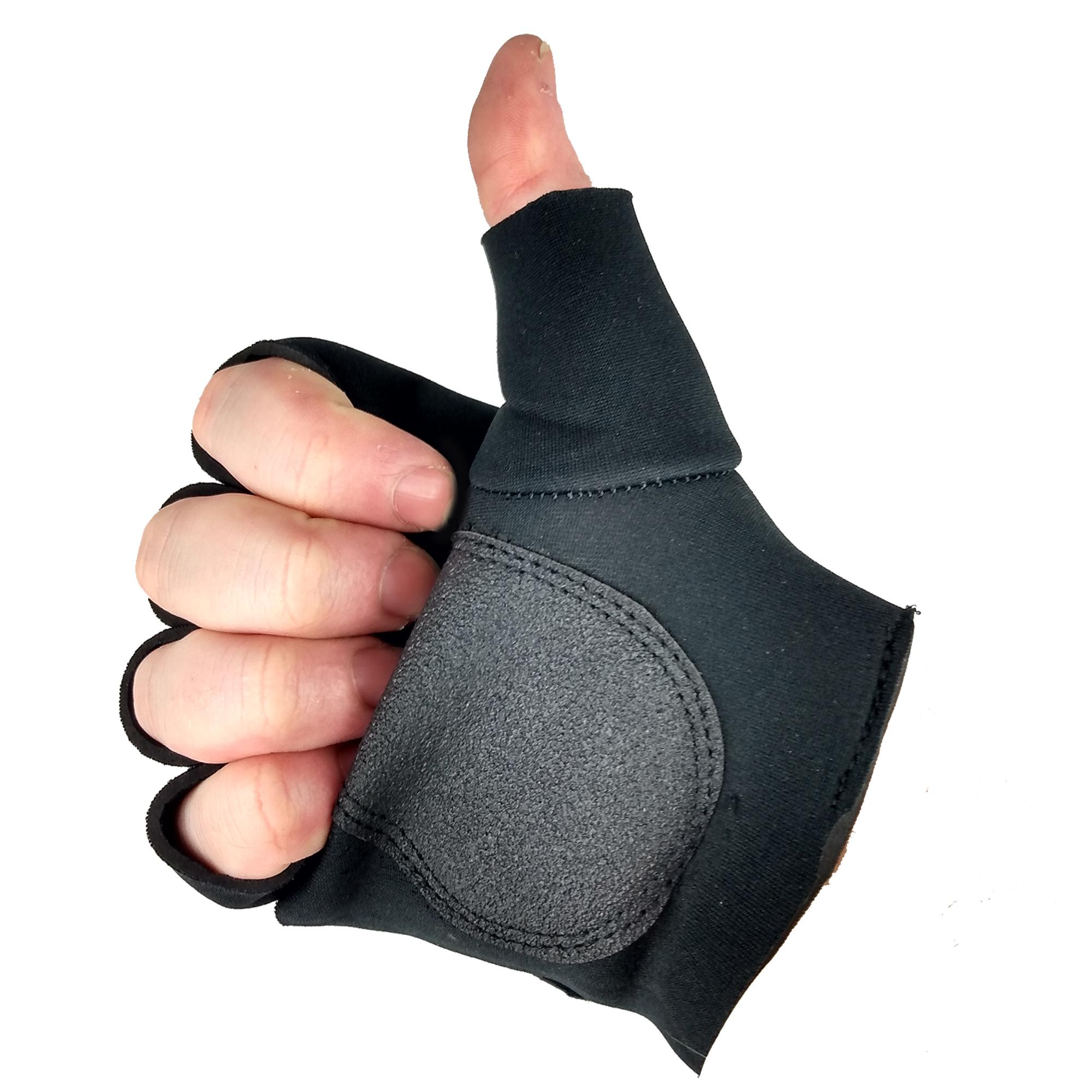 Easy Fit Wheelchair Gloves Thumb